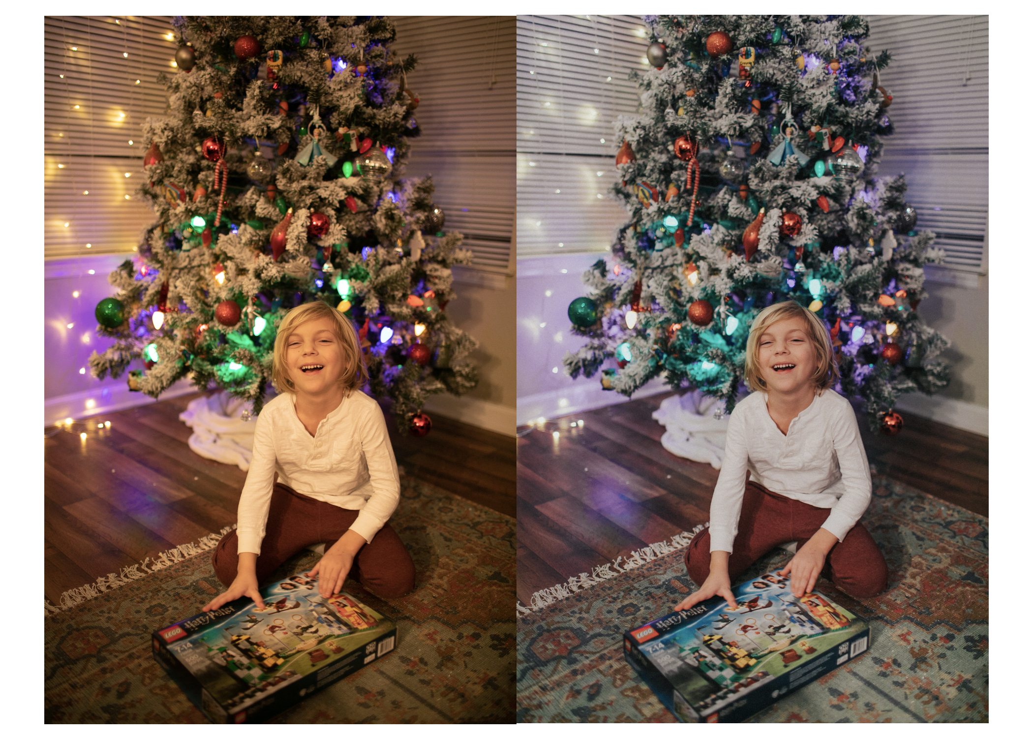 Canon 5dMk4. Shot with 35mm lens on 1.6, 160 shutter, 640 ISO. LEFT: SOOC. RIGHT: EDITED WITH MEGA