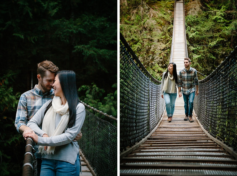 North Vancouver Lynn Canyon Lynn Valley Engagement Session Engagement Photos Andrew's Cafe Lonsdale Quay North Vancouver Wedding Photographer_0005.jpg