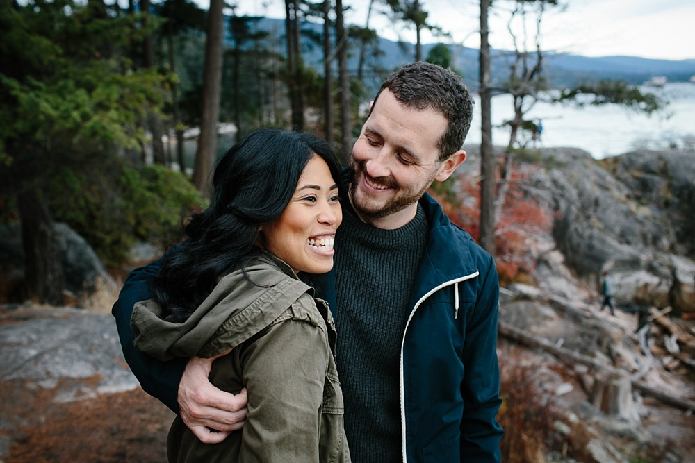 Lighthouse Park Engagement Photos West Vancouver Wedding and Couples Photographer Husband and Wife Photography Team Note Photography West Vancouver Engagement Session Vancouver British Columbia Canada Photographer_0064.jpg