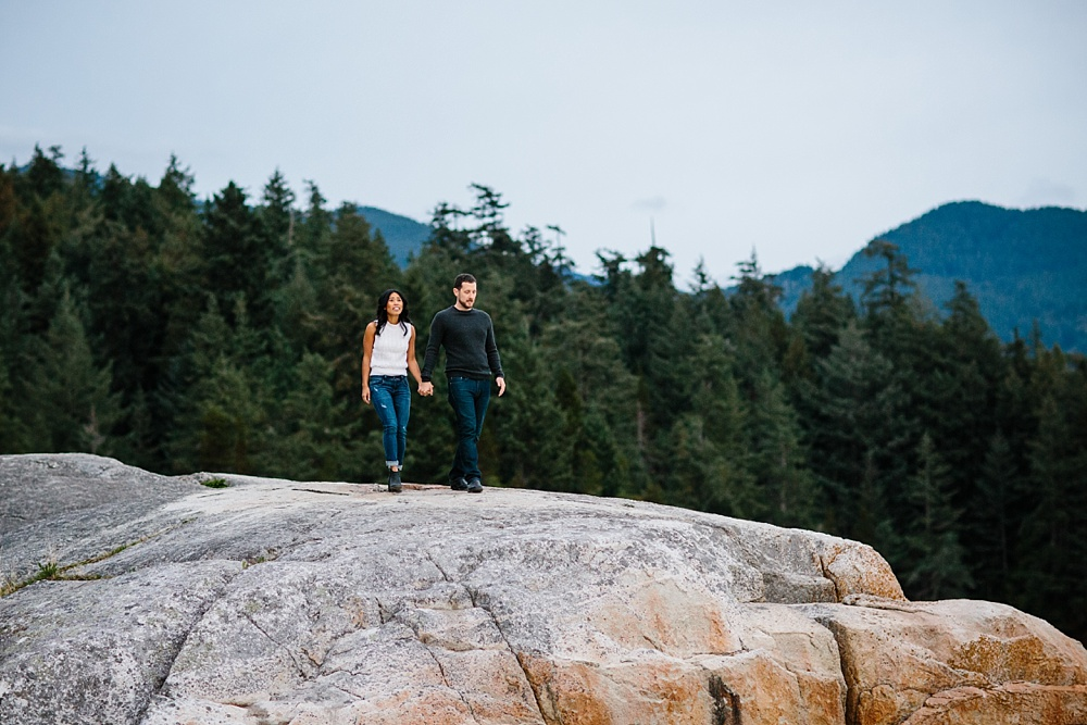Lighthouse Park Engagement Photos West Vancouver Wedding and Couples Photographer Husband and Wife Photography Team Note Photography West Vancouver Engagement Session Vancouver British Columbia Canada Photographer_0076.jpg