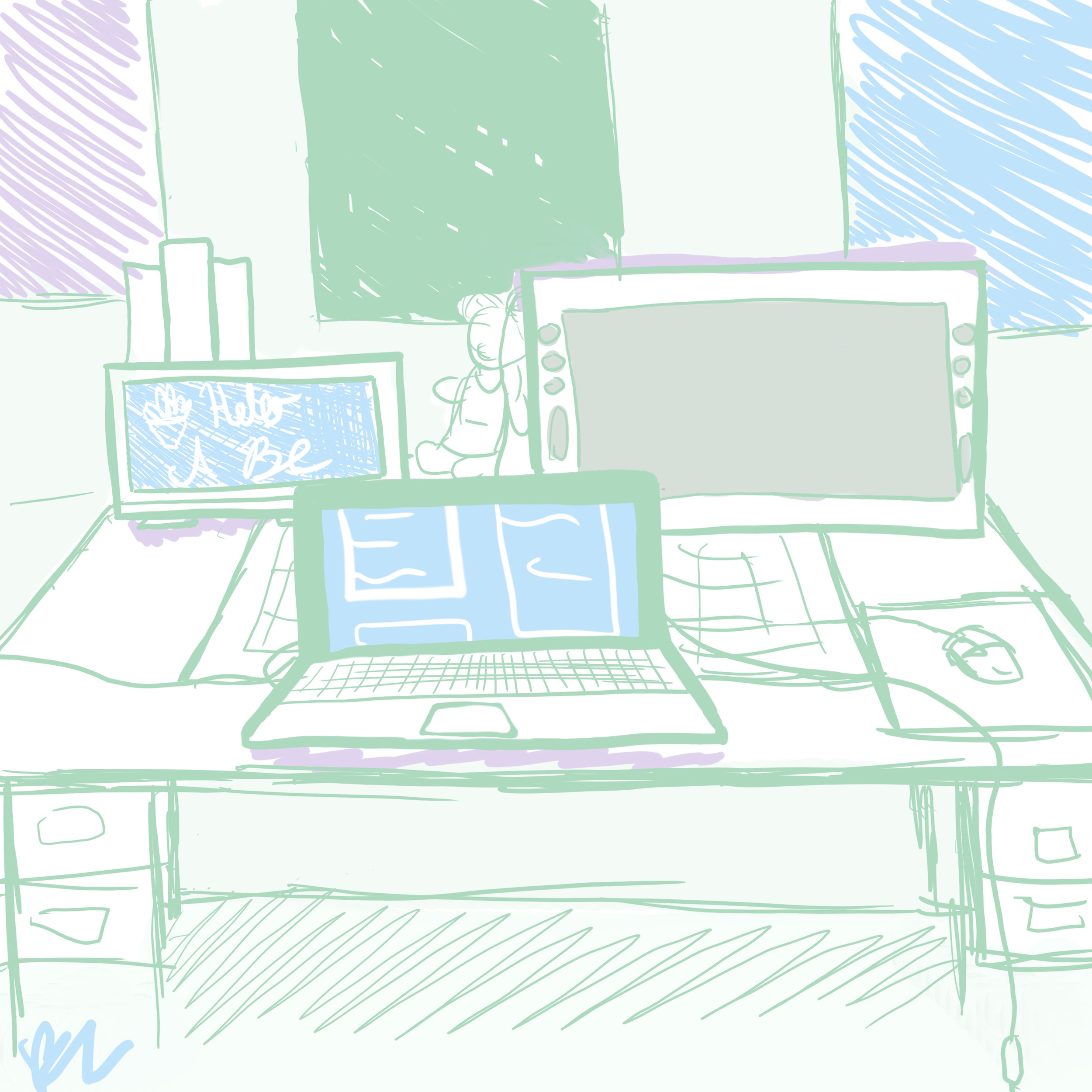 Day 16 // Your Workspace