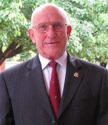 Jim Gilchrist, President RSL Woden Valley Sub-Branch and Chairman, National Veterans Affairs Committee