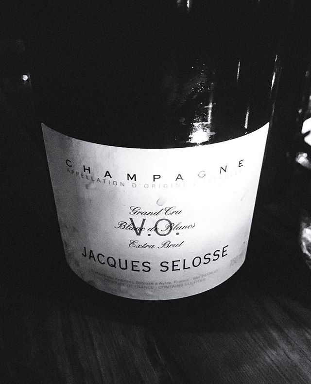 Sundays are for Selosse