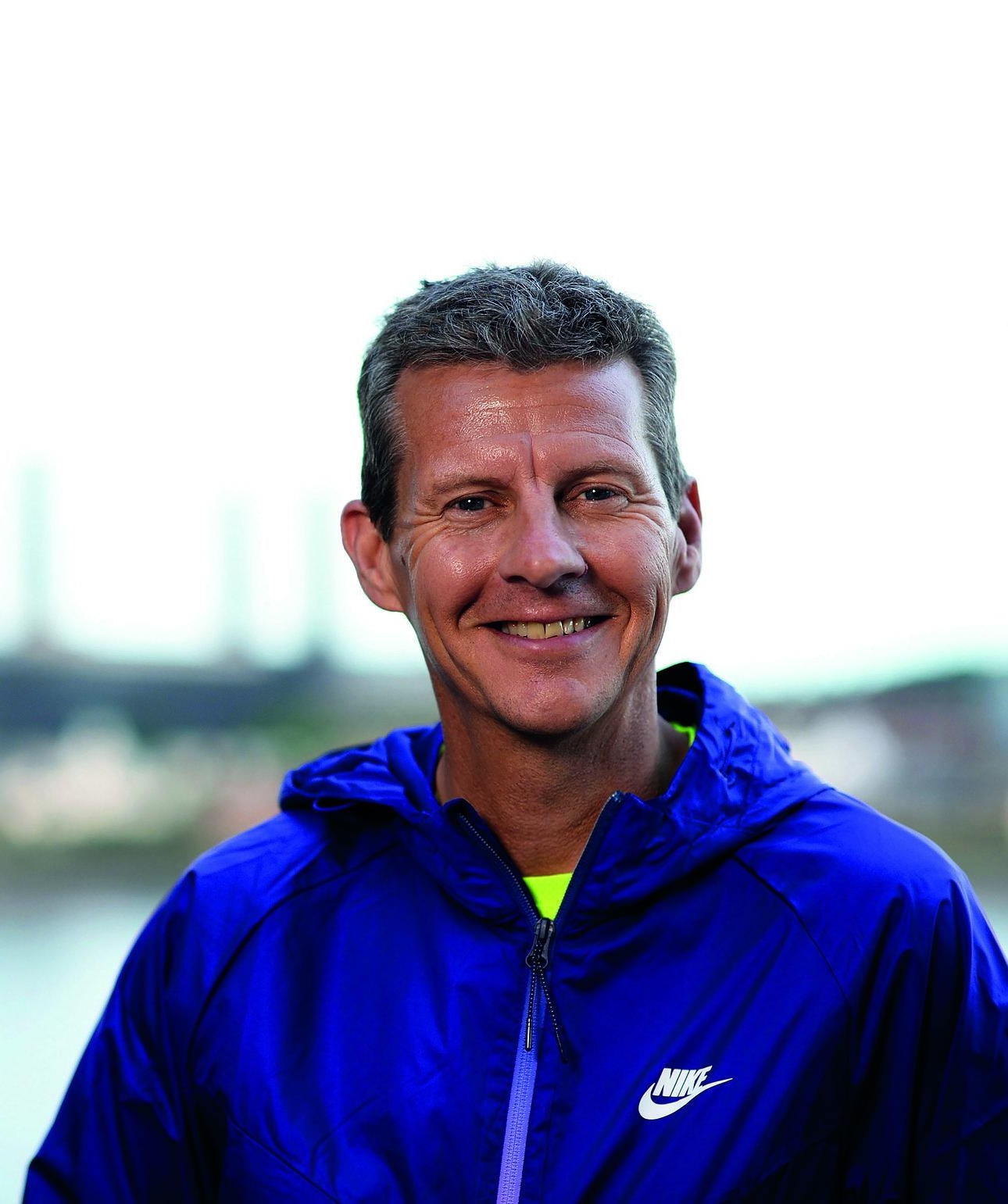 STEVE CRAM INTERVIEW FOR MEN'S RUNNING   The 'voice of athletics' on running lessons, the road to commentary and pre-race nerves