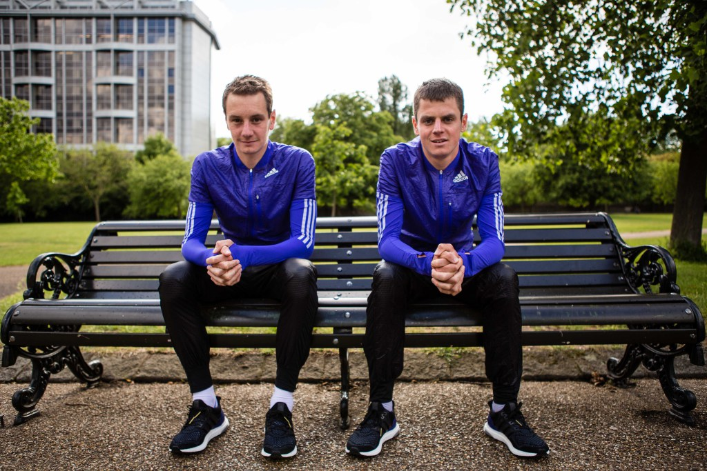 BROWNLEE BROS Q&A FOR MEN'S RUNNING   I met up with the superstar triathletes in 2015 to discuss sibling rivalry, mental strength and, bizarrely, table tennis