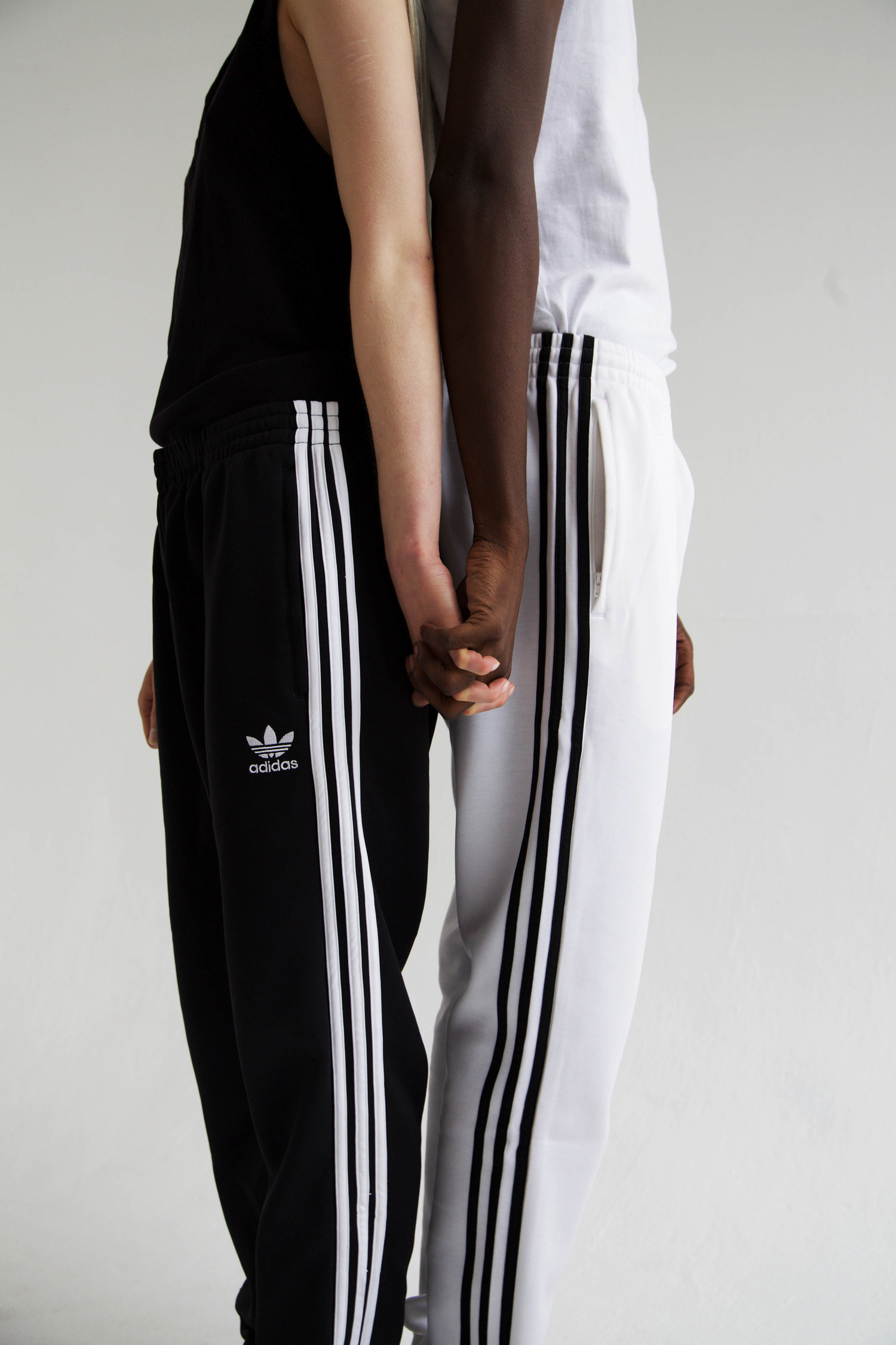 Adidas, London.