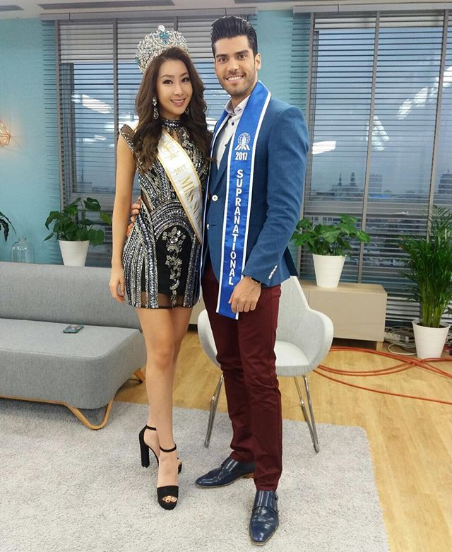 Media Tour: Mister Supranational @gabrielcorrea.oficial and Miss Supranational @___jenny.kim are being interviewed live now on Good Morning TVN #mediatour  @czarnypotok @aquacitypoprad  @krytastrelnicamajerpodlesom @officialmistersupranational @ozonee.pl @ozonee.de @aquacitypoprad #hotelhills @MuszyniankaWodaNaturalna @bpfunclub @semilac @horizontresort @mokotowska58 @zarembaacademy @KlubMontibello  @realmissosology @officialglobalbeauties @krytastrelnicamajerpodlesom @Vodi.app @arthur_aleksanian #mistersupranational @semilac @hkpoprad #selfcollection #muszynianka @luiza_avagyan__sport  Official photographer: @lcorodrigues