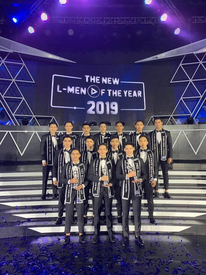 Indonesia's representative for Mister Supranational 2019 will be selected from the L-Men of the Year Competition.