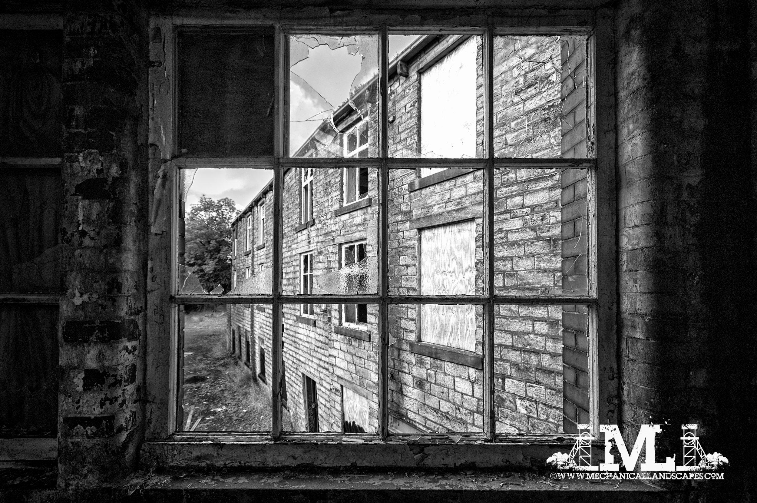 Edenwood Mill, Ramsbottom