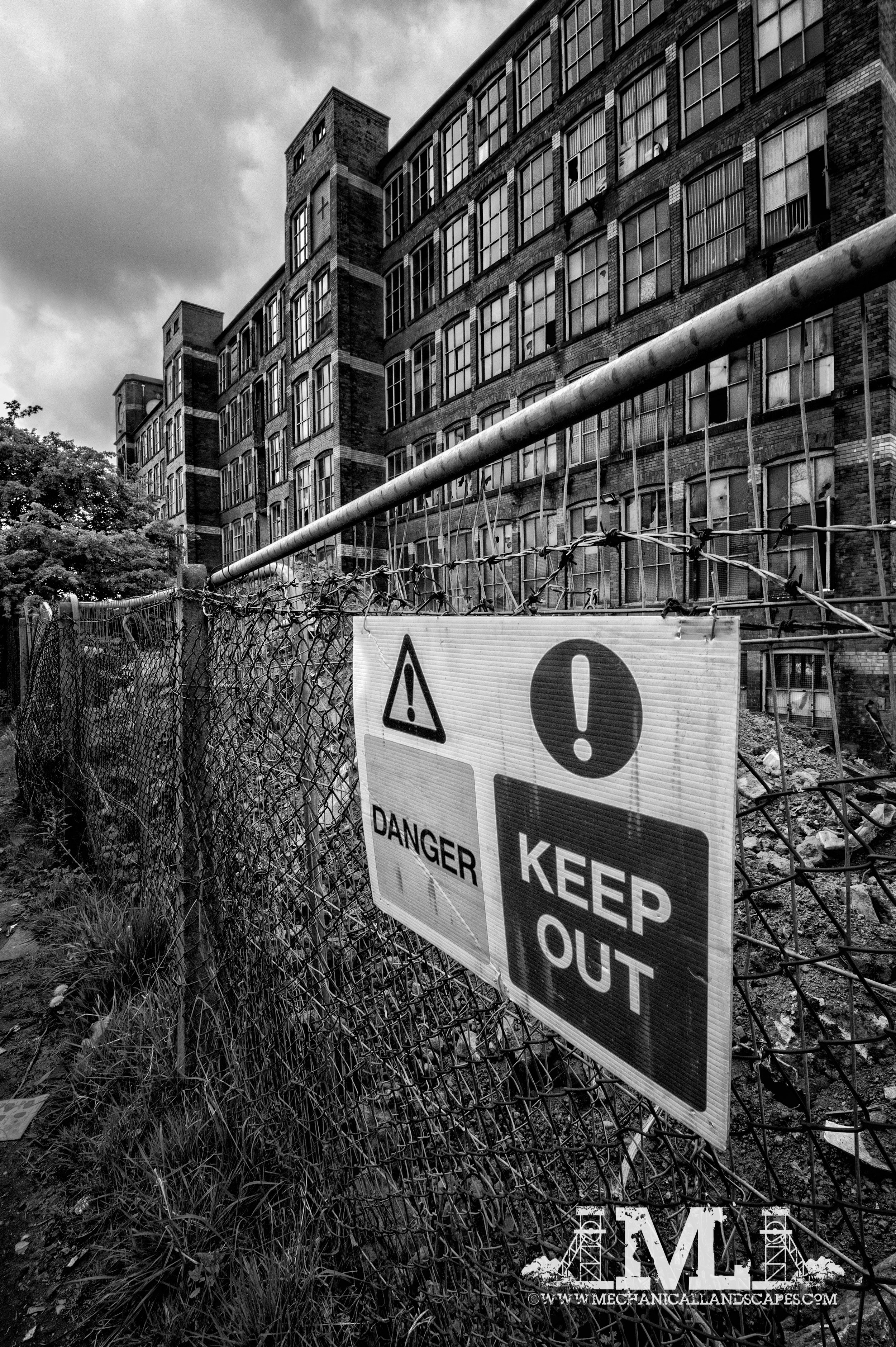 Fernhurst Mill, Oldham