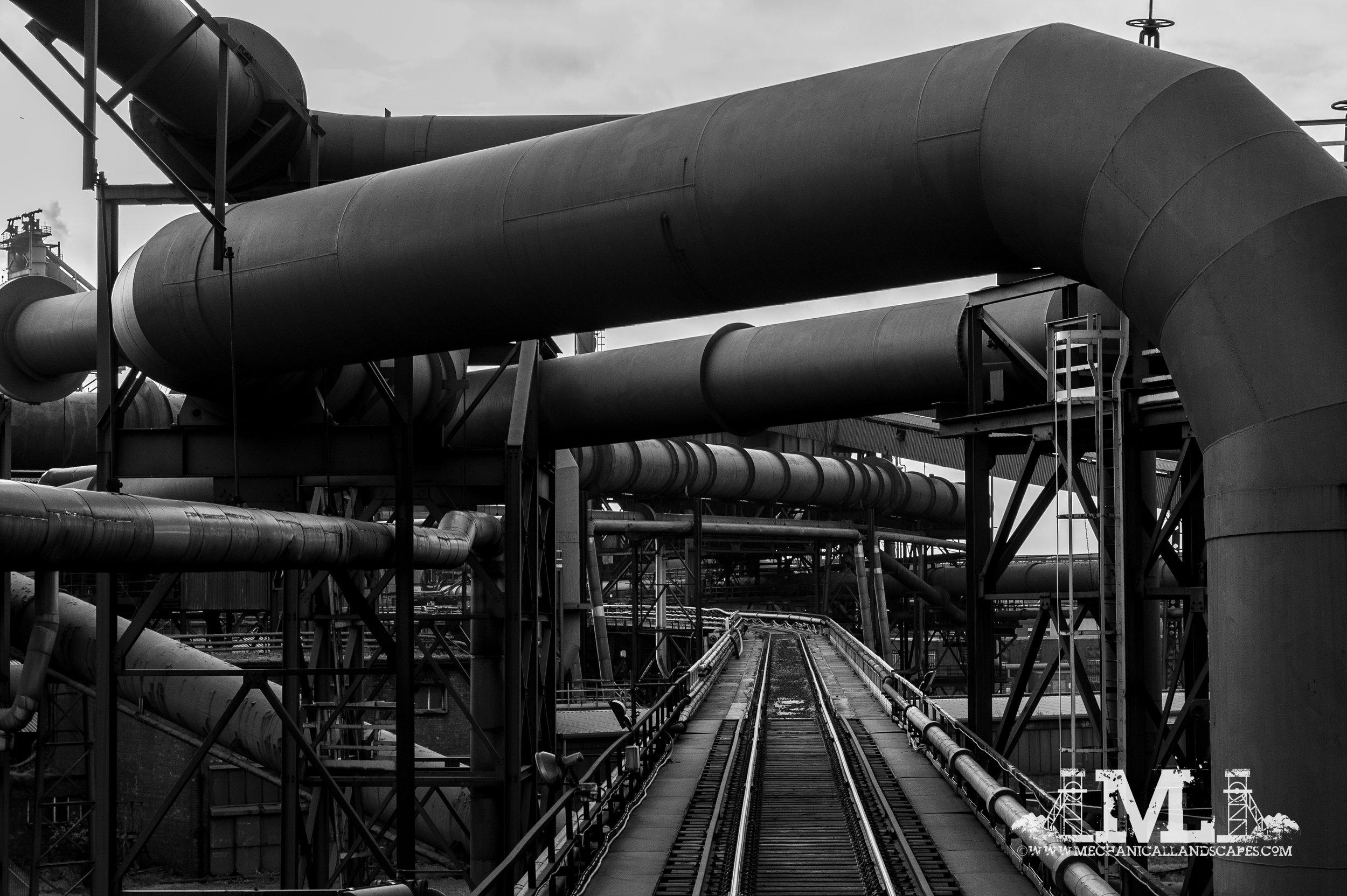 Tata Lackenby Steelworks, Scunthorpe