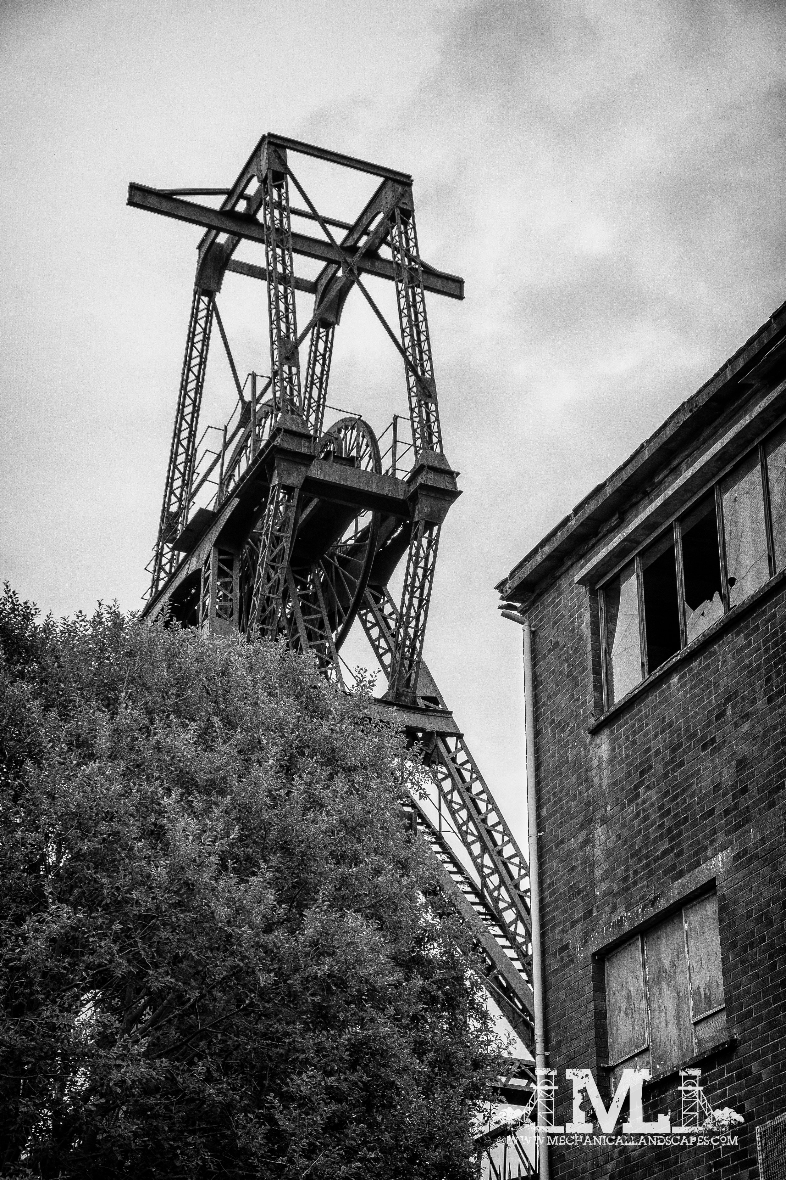 Chatterley Whitfield Colliery, Stoke