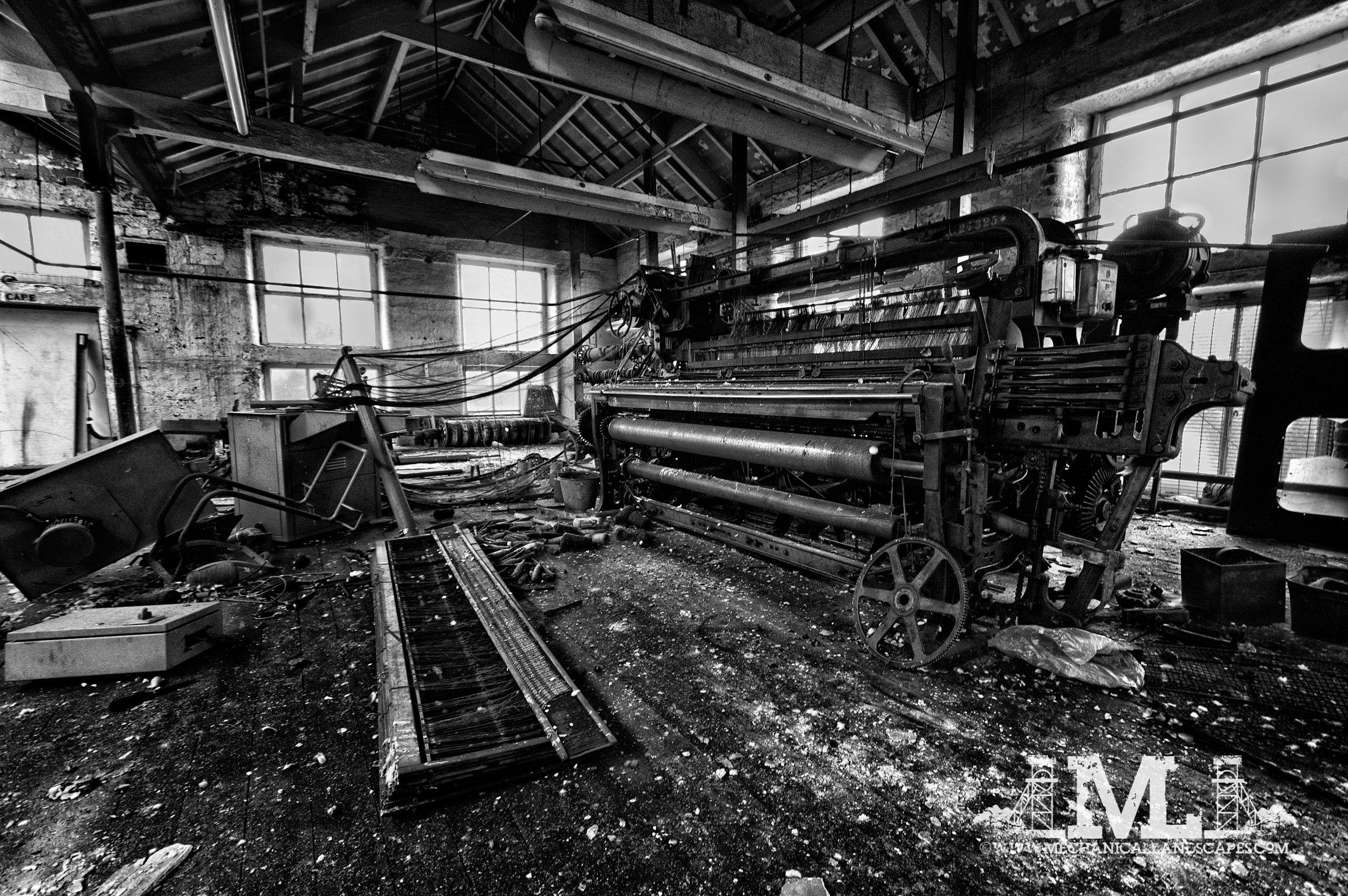 Bailey Mill, Delph