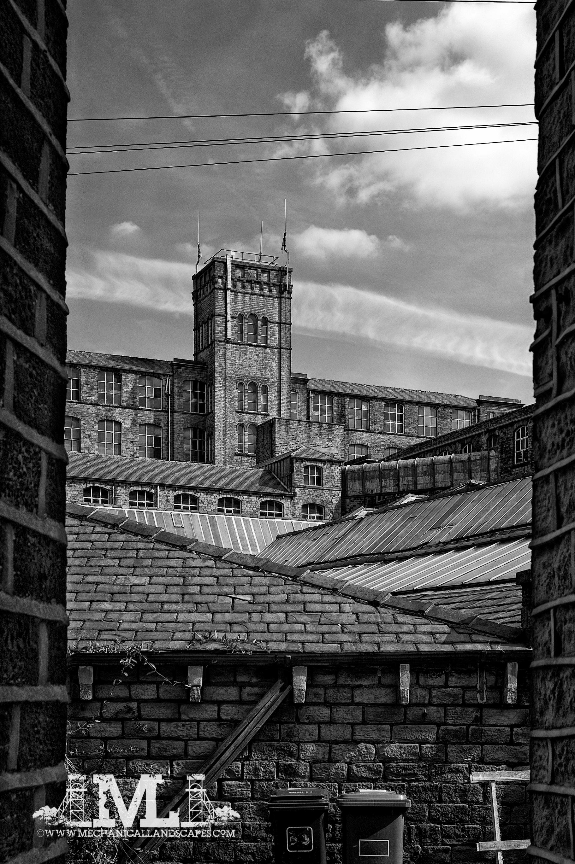 Bank Bottom Mills, Marsden