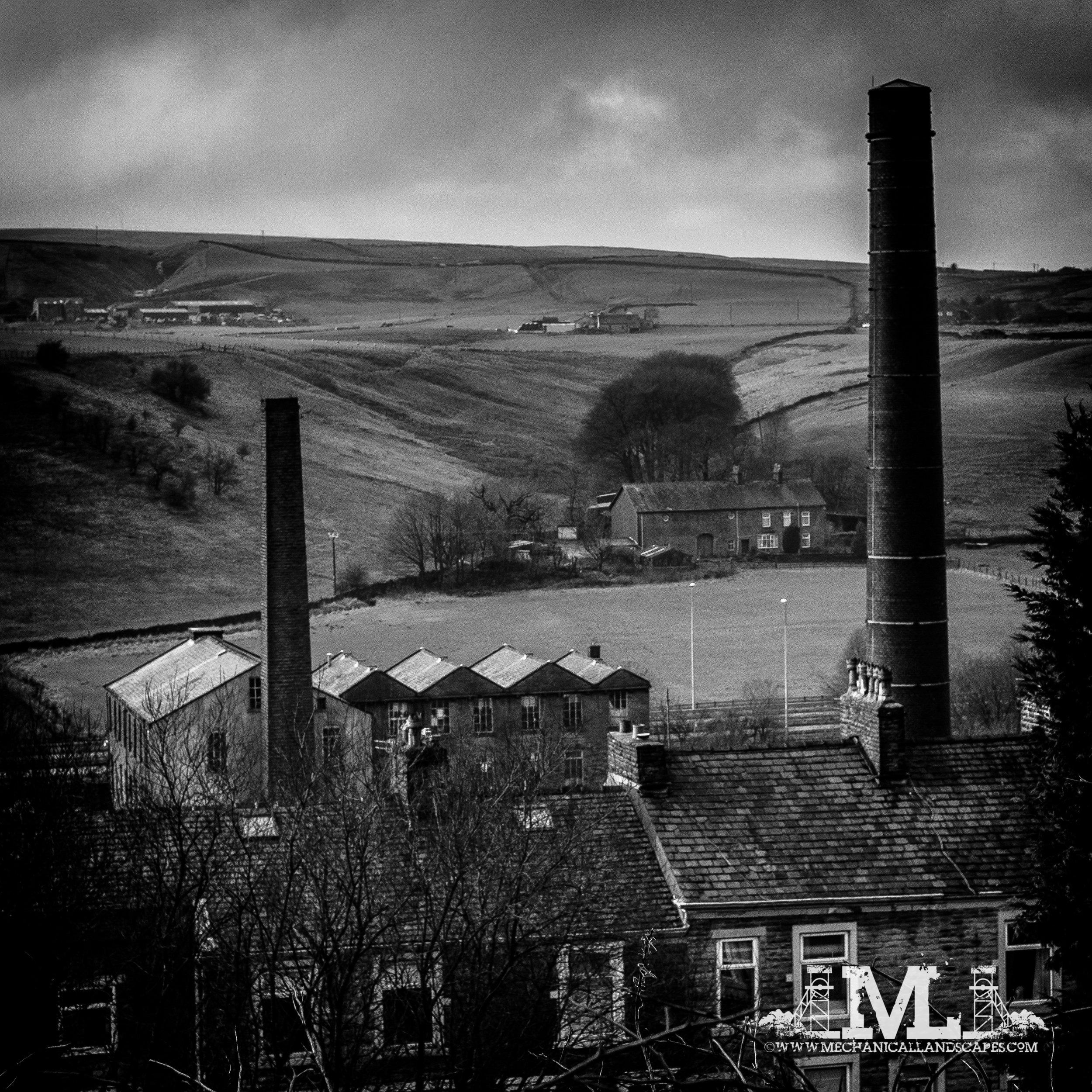 Albert Mill, Haslingden