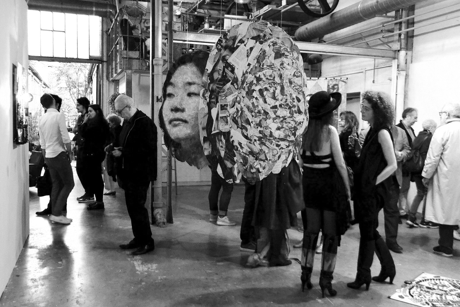 ©extraordinaires objets de l'ordinaires 2018, vernissage d'ouverture de la 5ème édition du festival