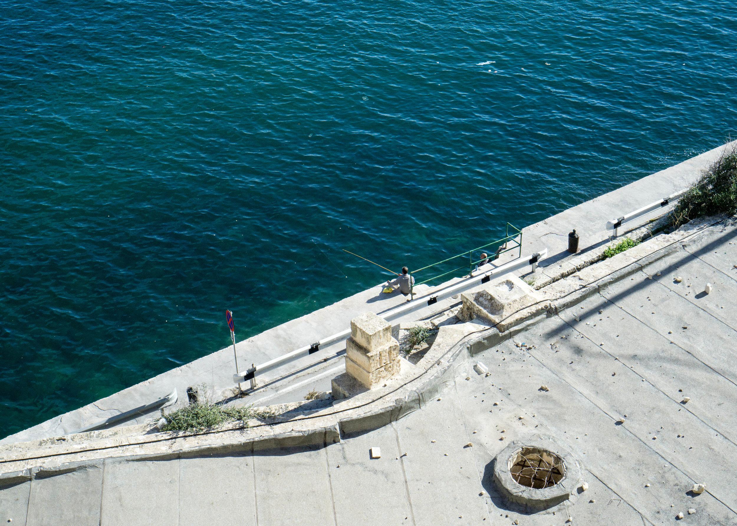 Fisherman, Malta