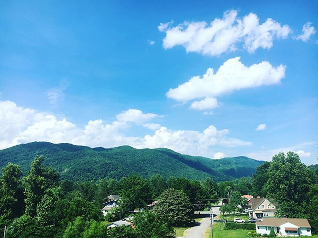 Big Stone Gap VA! We have arrived. See you on the Gathering in the Gap main stage at 6:45!