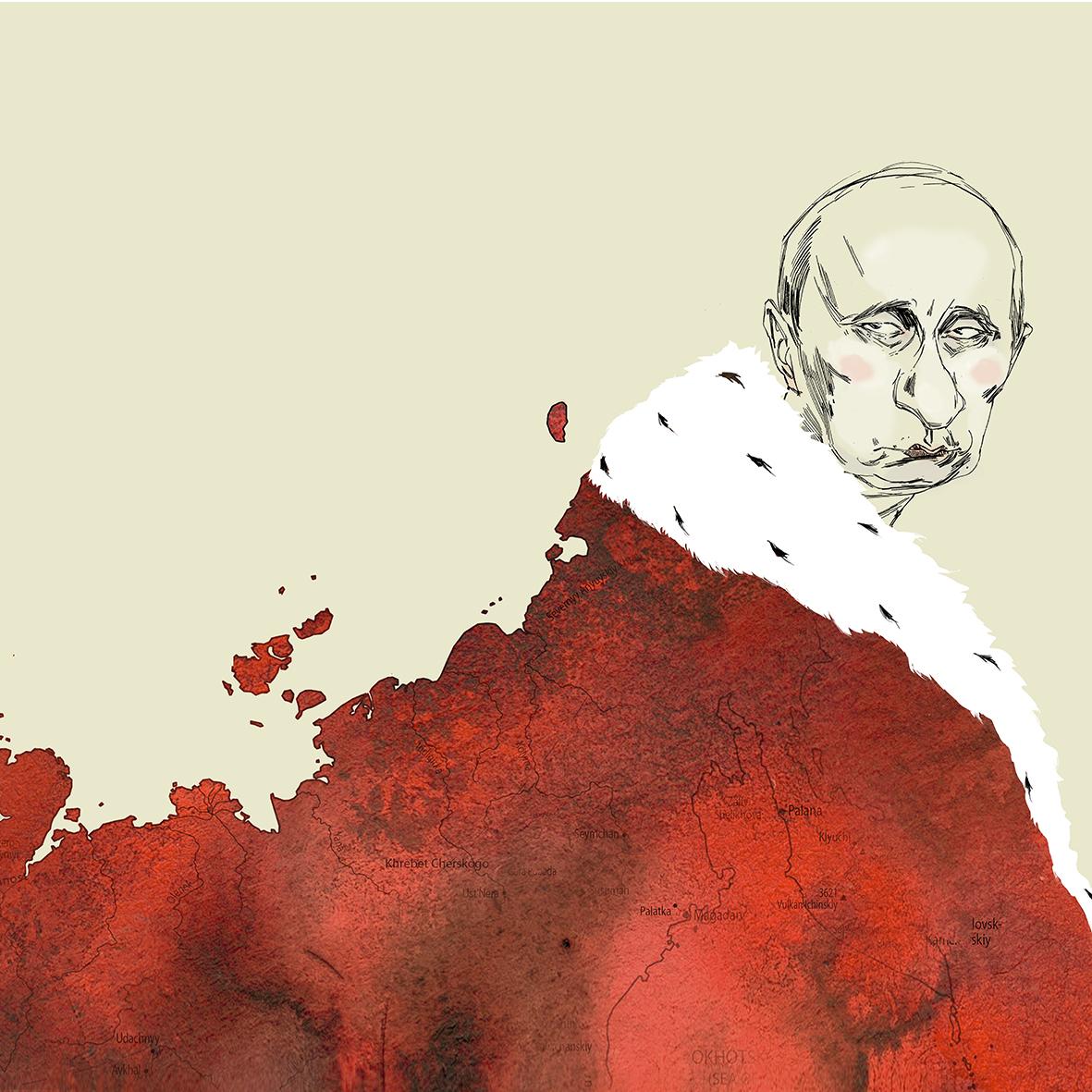 King Putin, 2013