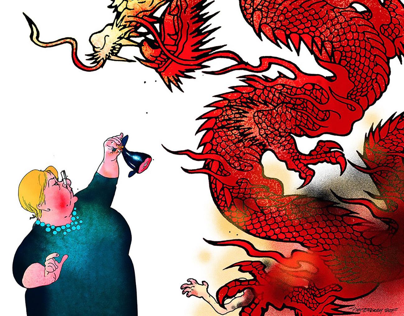 Norway versus China