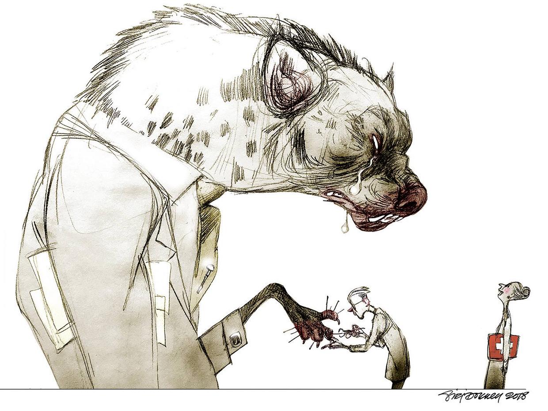 Finance hyena, 2018