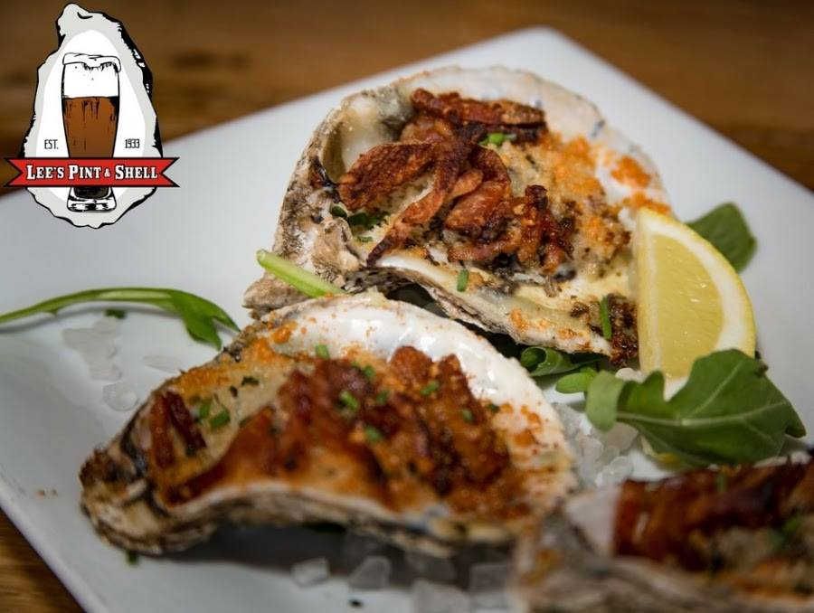 Chesapeake Roasted Oysters