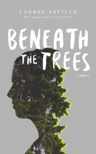 Book cover of Beneath The Trees by Laurel Saville. Review by Allie Cresswell allie-cresswell.com