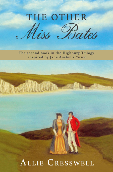 Front cover of Mrs Bates Of Highbury by Allie Cresswell allie-cresswell.com