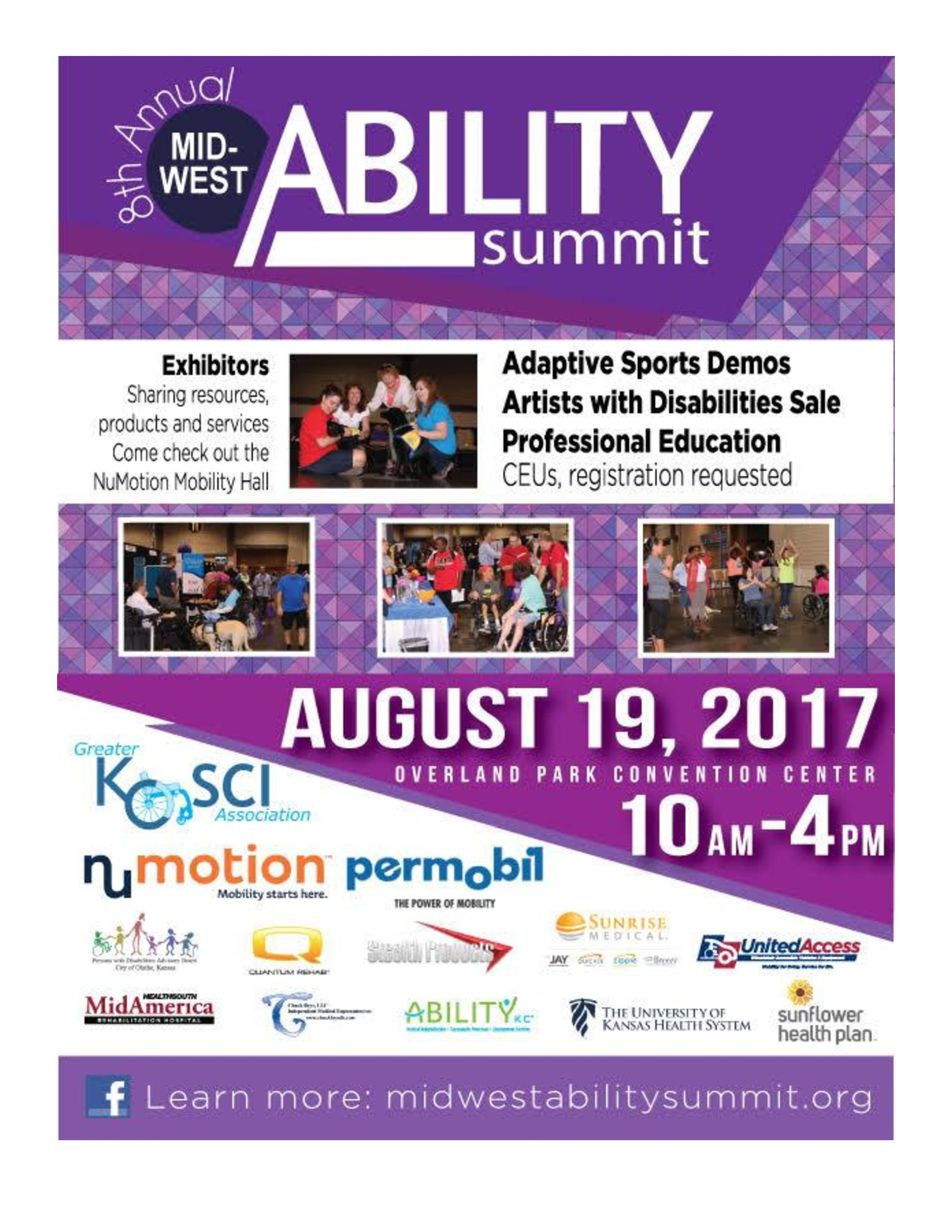 Midwest Ability Summit 2017