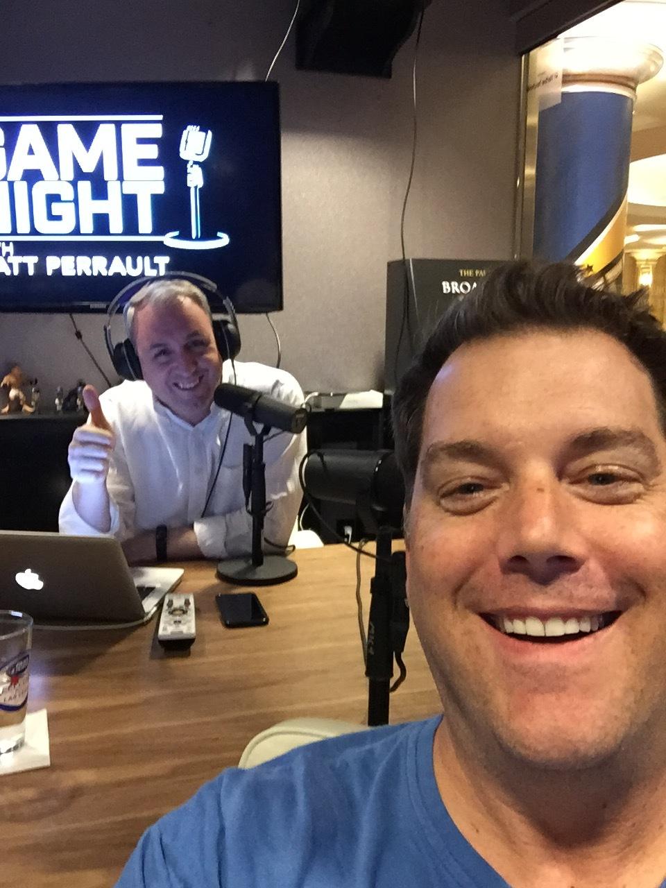 Yahoo! Sports Radio: Game Night with Matt Perrault