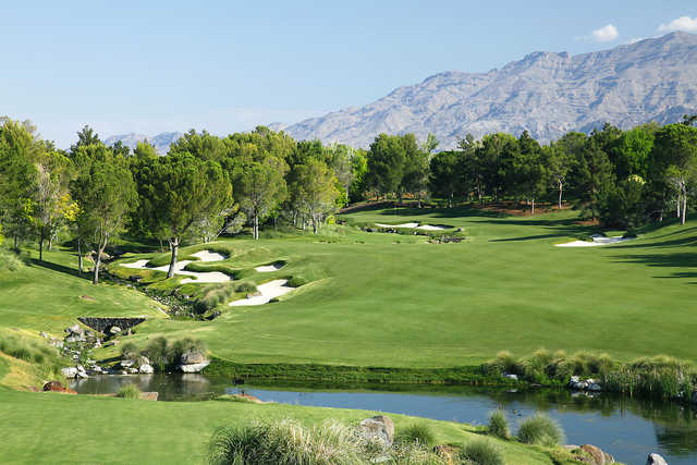 GOLF Have your choice from the best clubs in Las Vegas.