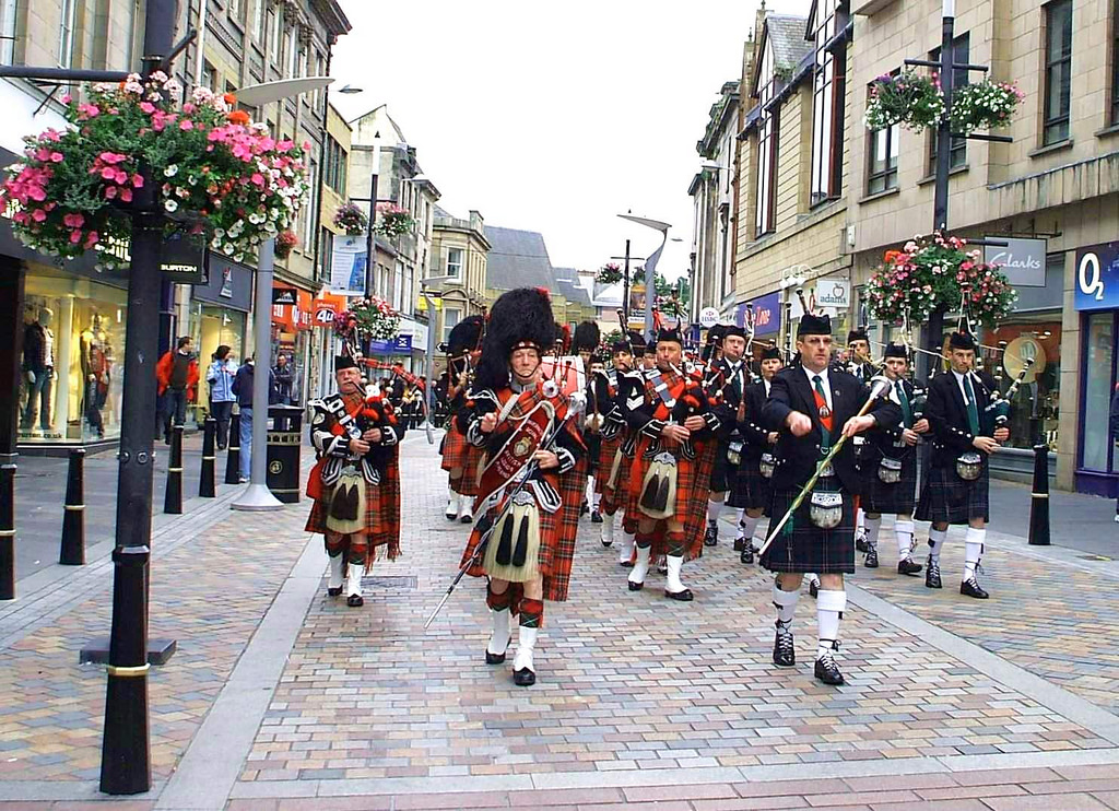 Pipers, High Street, Inverness