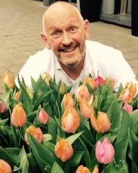 Menno Kroon in de Cornelis Schuytstraat