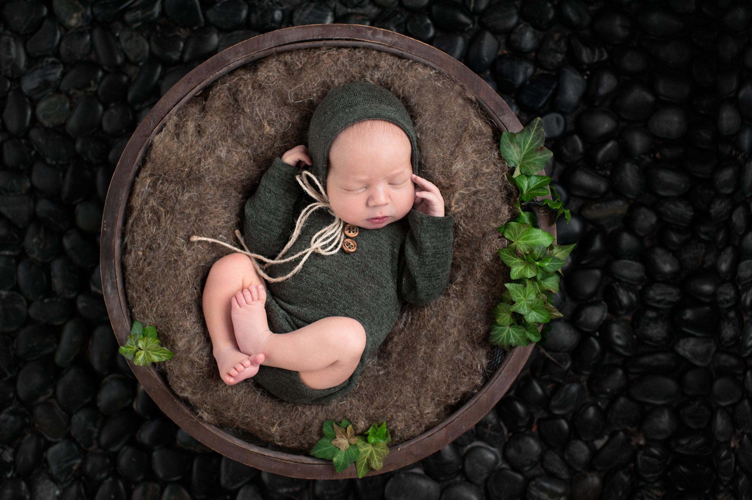 fairfield county newborn photography