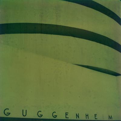 Guggenheim Museum new York expired Polaroid film Taylor Smith.jpg