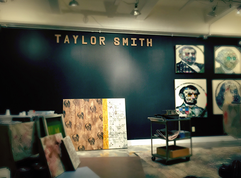 Taylor Studio Stutz Open House hanging wall April.jpg