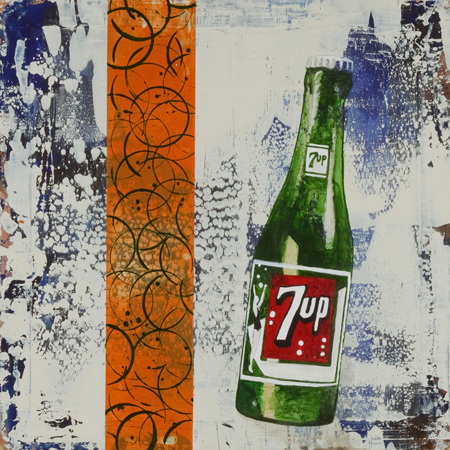 Still Life with 7-Up