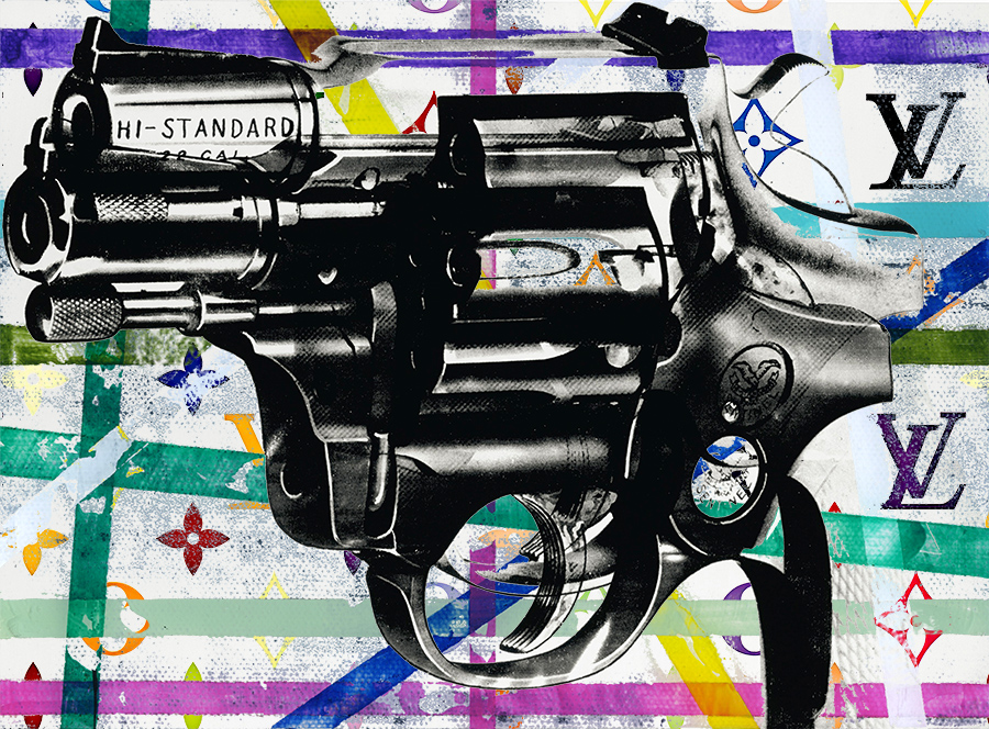 Candy Revolver Double Disaster