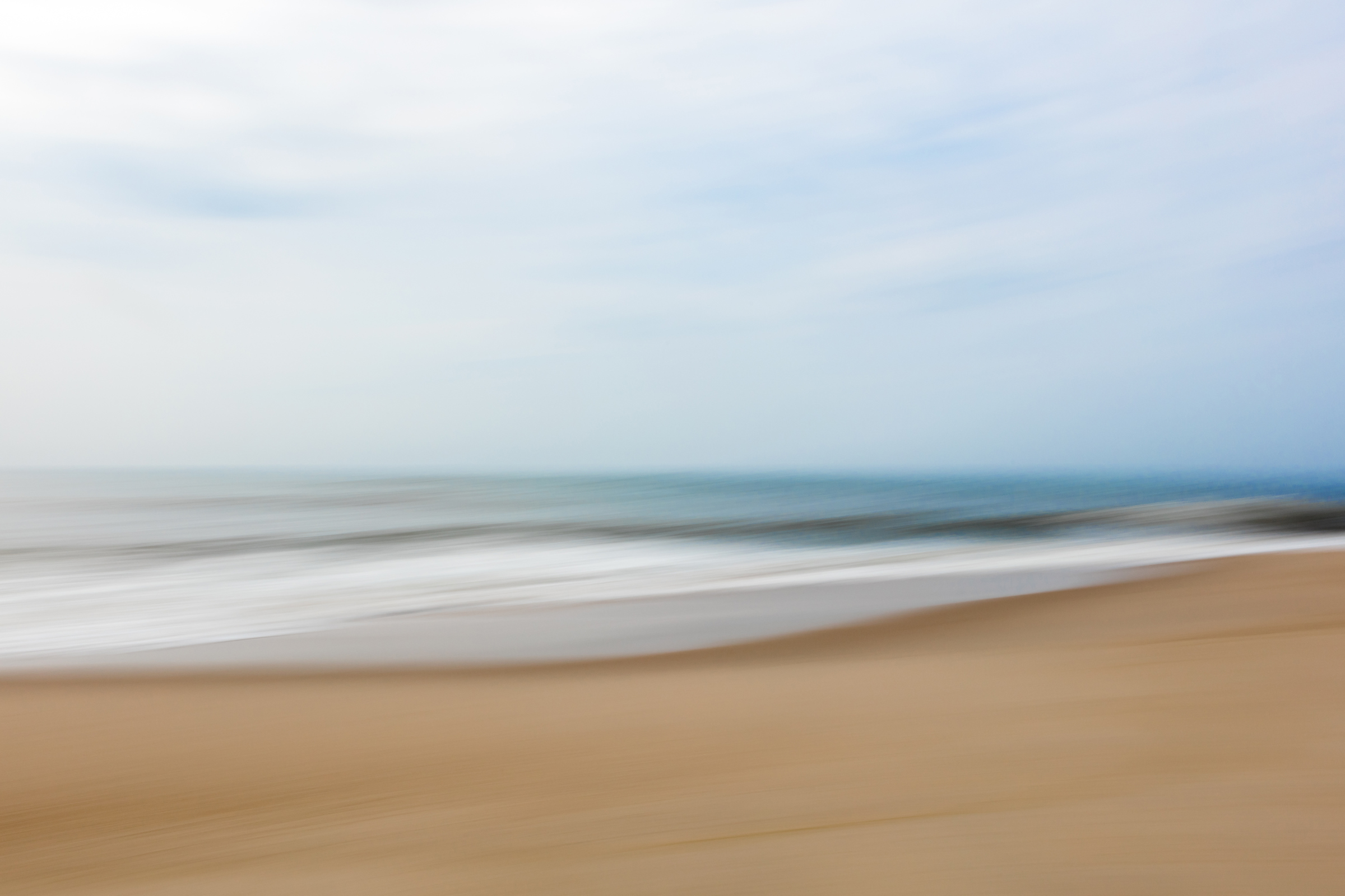 East Hampton Beach Abstraction