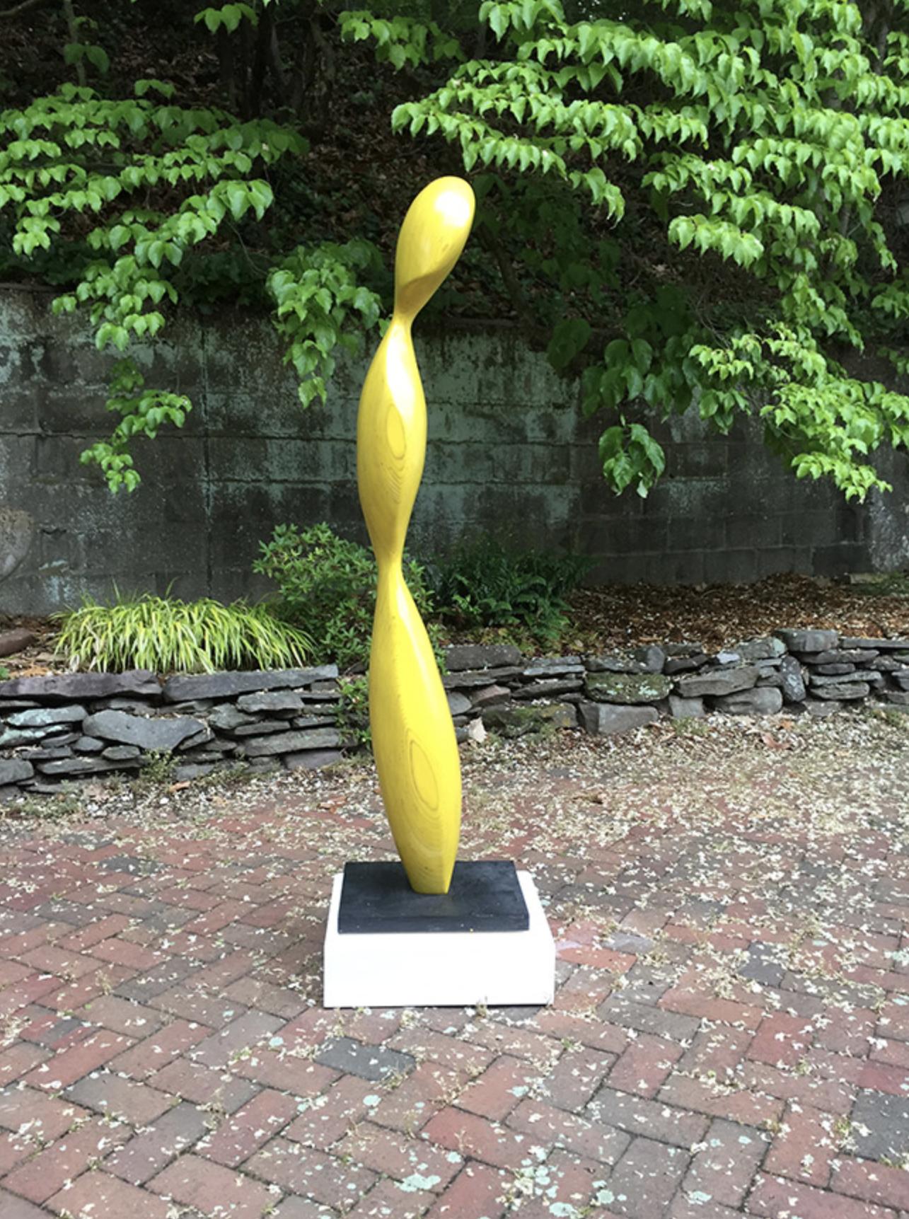 Yellow Figure I