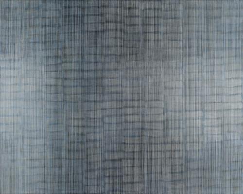 Skylines acrylic & pencil on canvas 40 x 50  sold.JPG