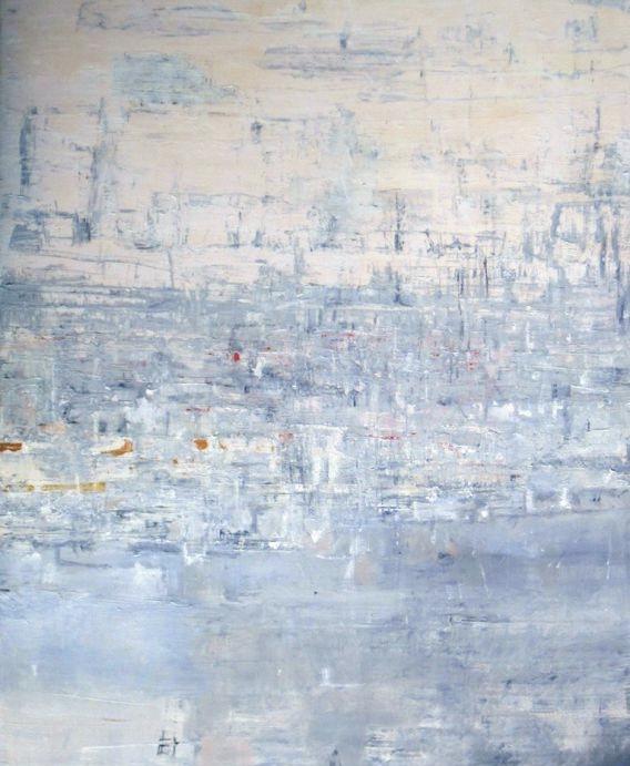 Untitled # 2 Oil on Canvas 60 x 48 2010 .jpg