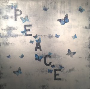 Papillon Pour Le Paix
