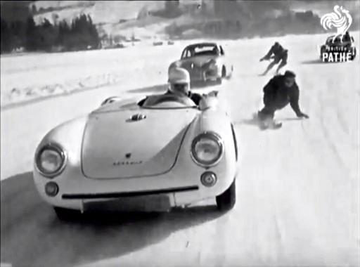 White Vintage Porsche B & W.jpg