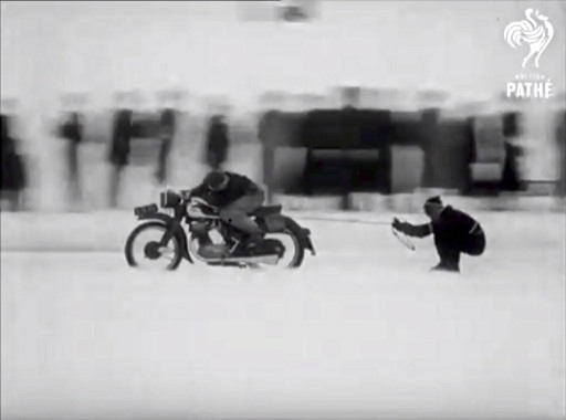 Motorcycle-skijoring B & W.jpg