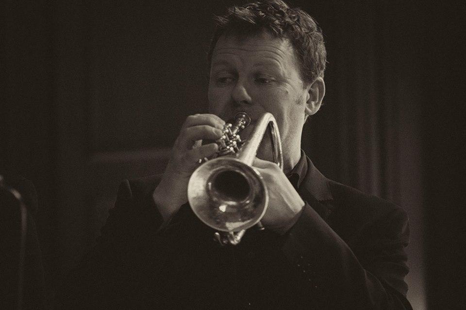 Richard Fomison - The Prince Regent's Band at Hampton Court (photo Daniel Serafini)