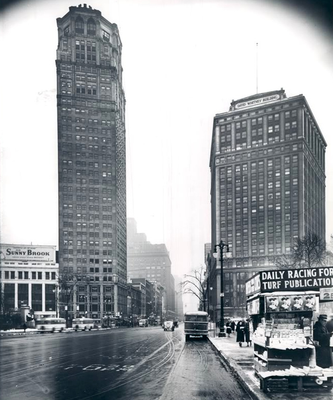 Photo from the Detroit News Archives