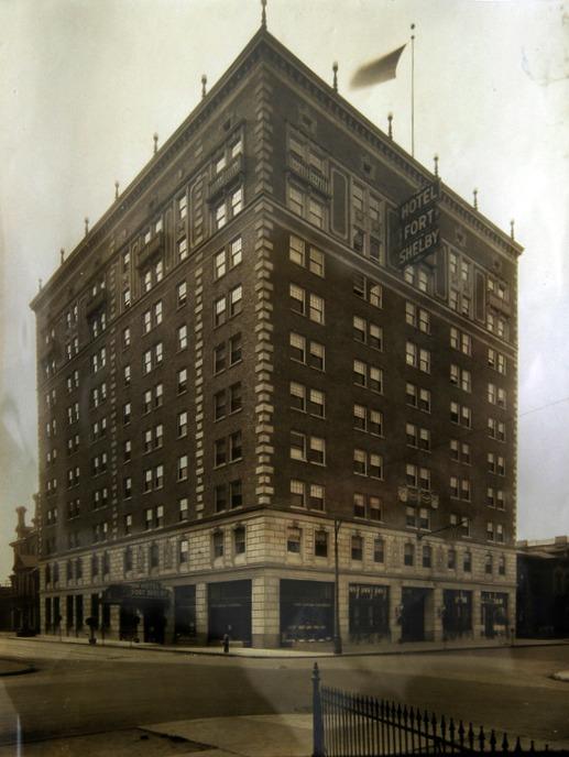 Photo from the Burton Historical Society