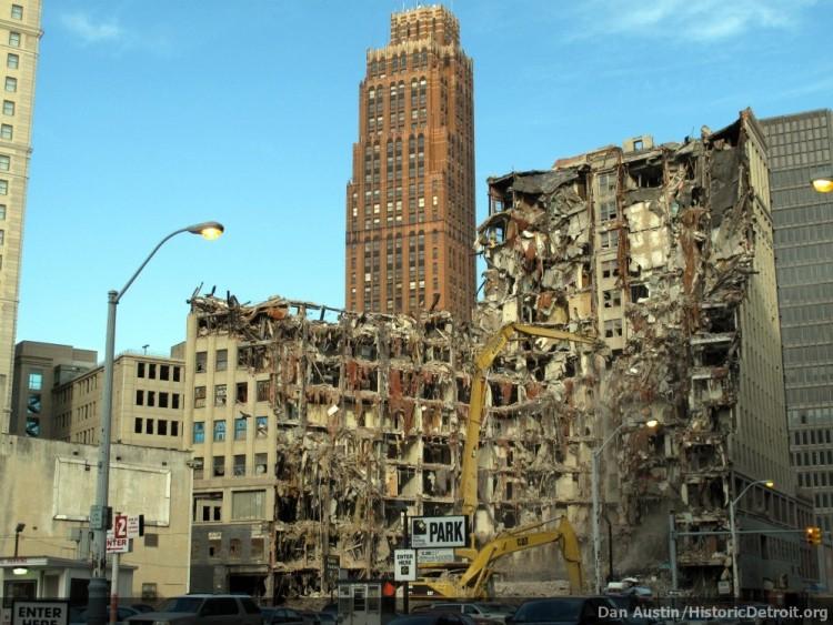 Photo by Dan Austin of  Historic Detroit
