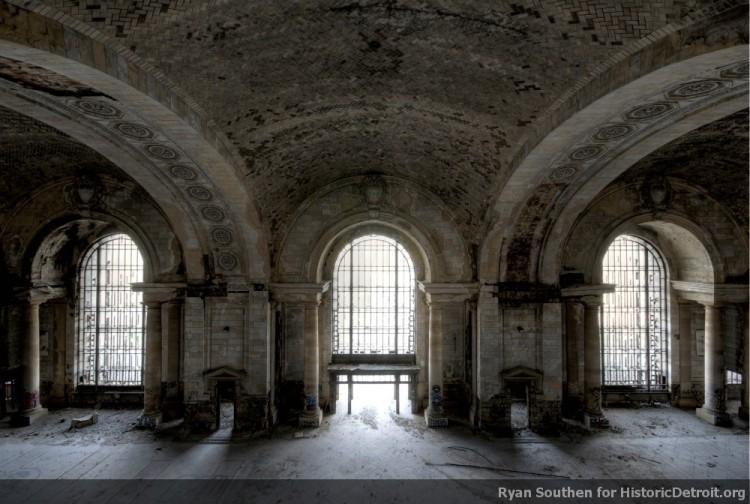 Photo by Ryan Southen of  Historic Detroit